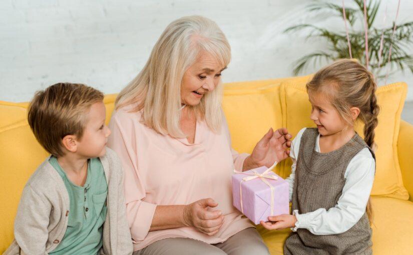 Giv din mormor pynteting fra Bjørn Wiinblad i gave